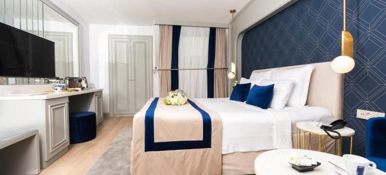 Hotel Vicenza: Habitación ISTANBUL