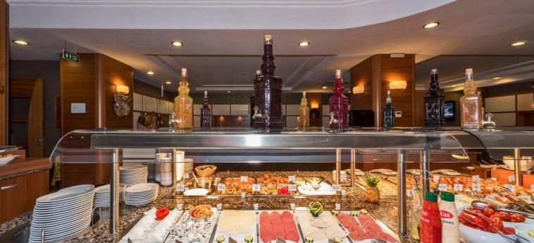 Hotel Vicenza: Restaurante ISTANBUL