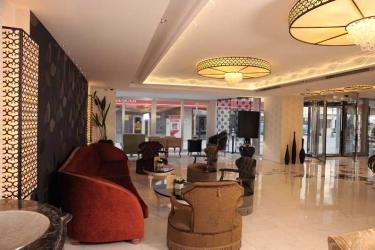 Hotel Taksim Gonen: Außen ISTANBUL