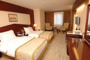 Hotel Taksim Gonen: Schlafzimmer ISTANBUL