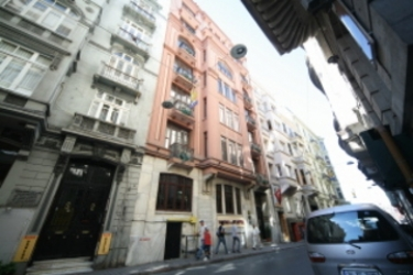 Hotel Vardar Palace: Exterior ISTANBUL