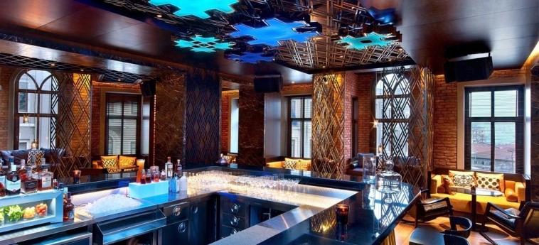 Hotel W Istanbul: Bar ISTANBUL