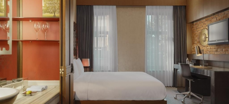 Hotel W Istanbul: Chambre ISTANBUL