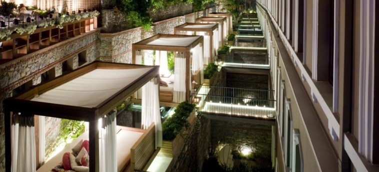 Hotel W Istanbul: Exterieur ISTANBUL