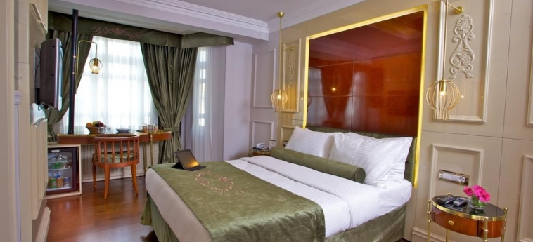 Star Hotel Taksim: Camera Matrimoniale/Doppia ISTANBUL