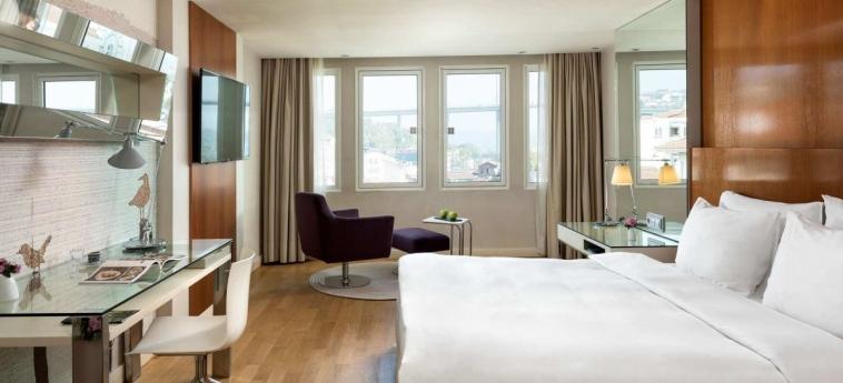 Radisson Blu Bosphorus Hotel, Istanbul: Chambre ISTANBUL