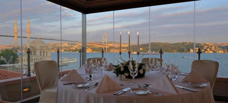 Radisson Blu Bosphorus Hotel, Istanbul: Dining Area ISTANBUL
