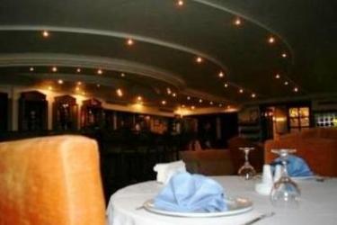 Hotel Airport Inn: Restaurant ISTANBUL