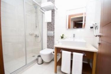 Innpera International Hotel Istanbul: Bathroom ISTANBUL