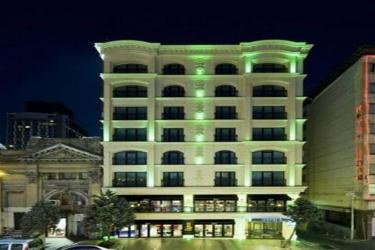 Innpera International Hotel Istanbul: Exterior ISTANBUL
