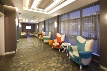 Innpera International Hotel Istanbul: Lobby ISTANBUL