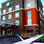HOLIDAY INN EXPRESS & SUITES ITHACA 3 Sterne