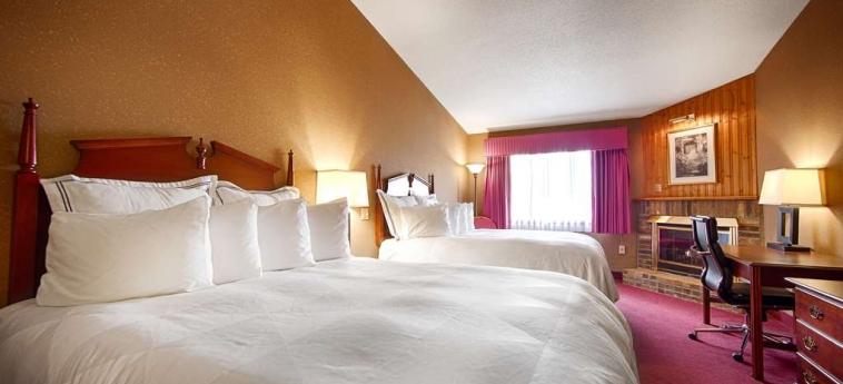 Hotel Best Western University Inn: Habitaciòn ITHACA (NY)