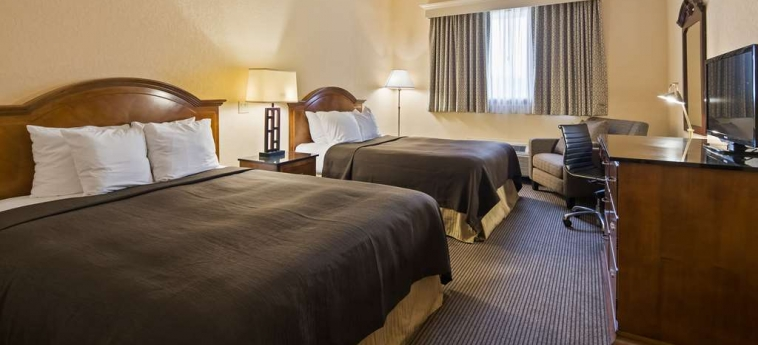 Hotel Best Western University Inn: Guestroom ITHACA (NY)