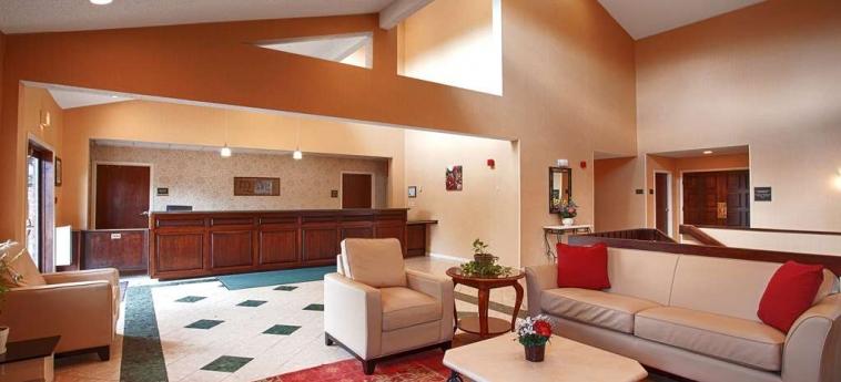 Hotel Best Western University Inn: Lobby ITHACA (NY)