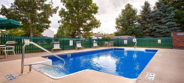 Hotel Best Western University Inn: Pool ITHACA (NY)