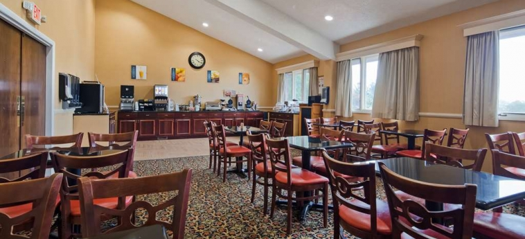 Hotel Best Western University Inn: Restaurant ITHACA (NY)