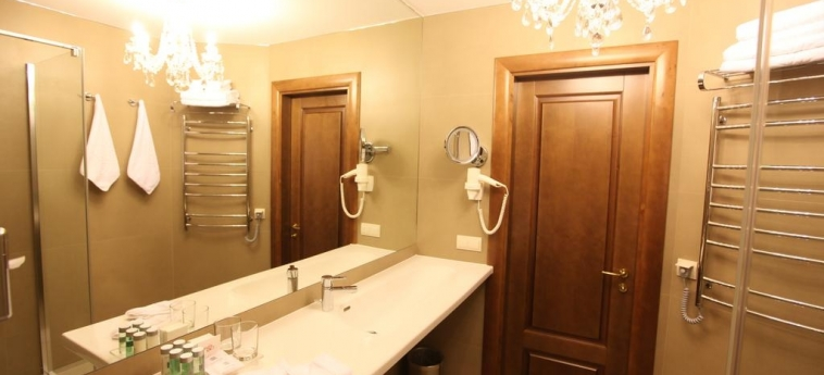 Hotel Nadiya: Bagno IVANO-FRANKIVS'K