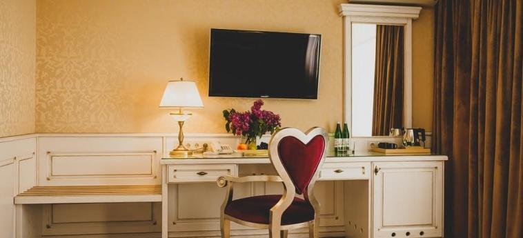 Hotel Nadiya: Chambre - Detail IVANO-FRANKIVS'K