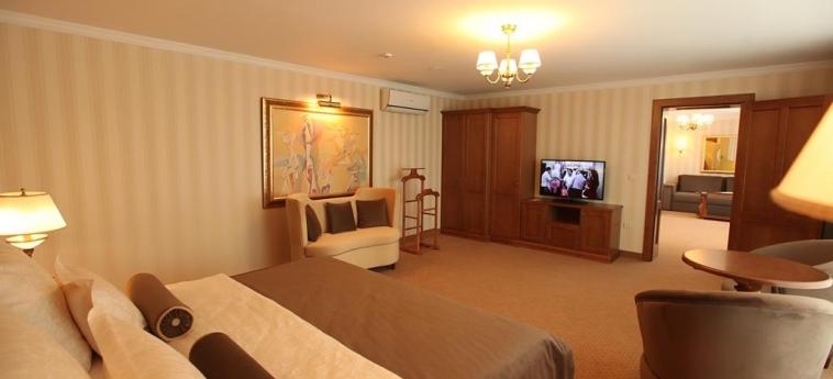 Hotel Nadiya: Chambre Double IVANO-FRANKIVS'K