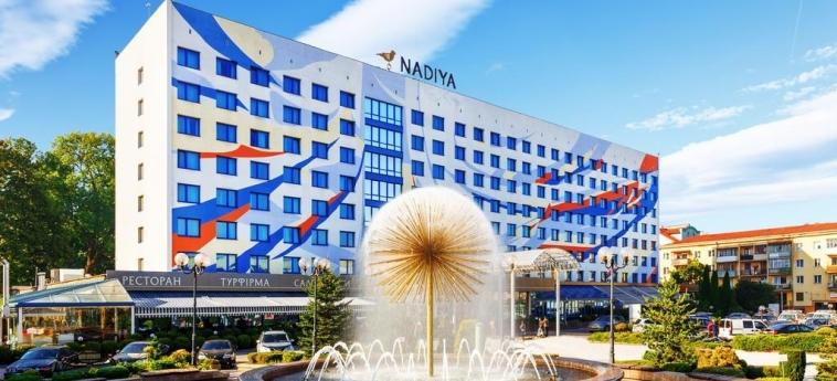 Hotel Nadiya: Exterieur IVANO-FRANKIVS'K