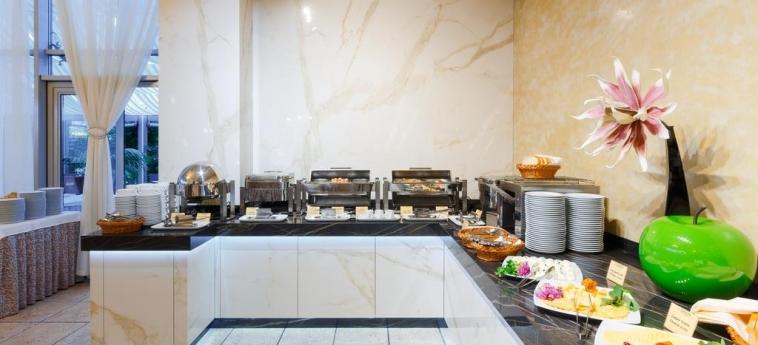 Hotel Nadiya: Petit Déjeuner IVANO-FRANKIVS'K