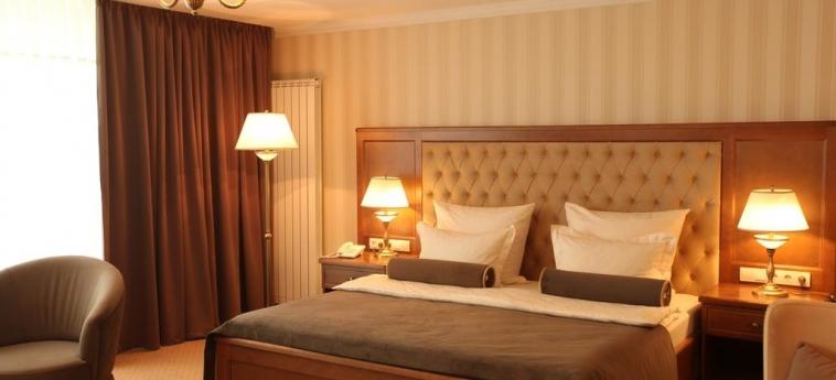 Hotel Nadiya: Schlafzimmer IVANO-FRANKIVS'K
