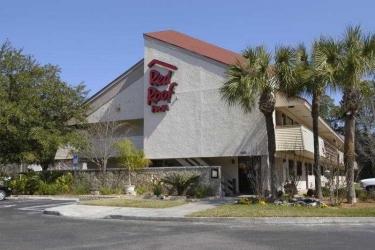 Hotel Red Roof Inn Jacksonville Airport: Exterior JACKSONVILLE (FL)