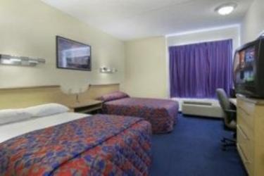Hotel Red Roof Inn Jacksonville Airport: Chambre JACKSONVILLE (FL)