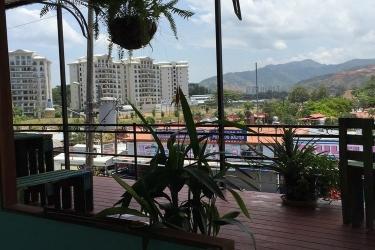 Hotel Hacienda Garcia: Entrata JACO - PUNTARENAS