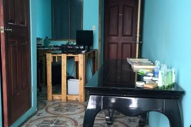 Hotel Hacienda Garcia: Lobby JACO - PUNTARENAS