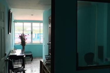 Hotel Hacienda Garcia: Lounge JACO - PUNTARENAS