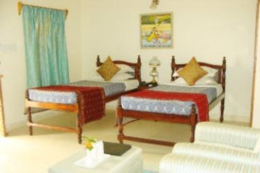 Hotel Pushkar Fort: Camera Matrimoniale/Doppia JAIPUR