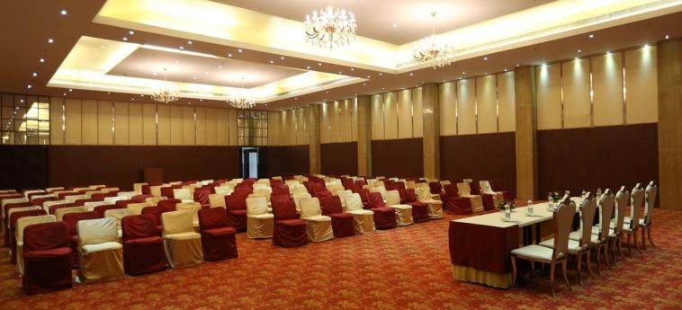 Hotel Jaipur Palace: Sala de conferencias JAIPUR