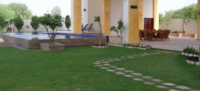 Hotel Jaipur Palace: Dettagli Strutturali JAIPUR