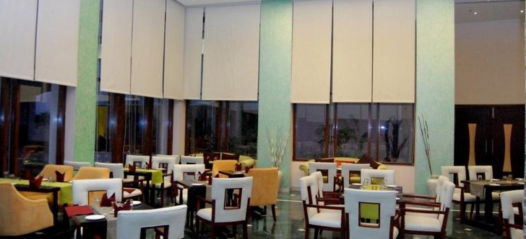 Hotel Jaipur Palace: Restaurant JAIPUR