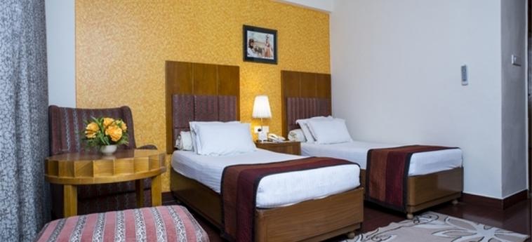 Hotel Jaipur Palace: Twin Room JAIPUR