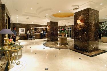 Batavia Apartment: Lobby JAKARTA