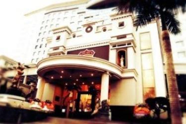 Golden Boutique Hotel: Esterno JAKARTA