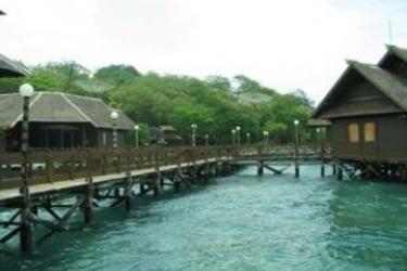 Hotel Pulau Ayer Resort & Cottages: Esterno JAKARTA