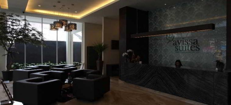 Hotel Avissa Suites: Lobby JAKARTA