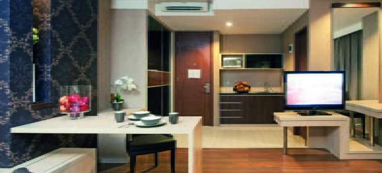 Hotel Avissa Suites: Room - Double JAKARTA
