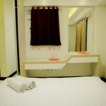 2 BEDROOMS THE WAVE KUNINGAN APARTMENT BY TRAVELIO 3 Stelle