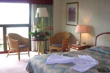 Hotel Sari Pacific Jakarta: Guest Room JAKARTA