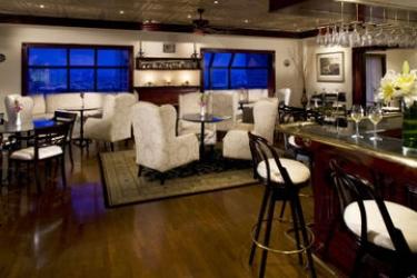 Hotel Sari Pacific Jakarta: Lounge Bar JAKARTA