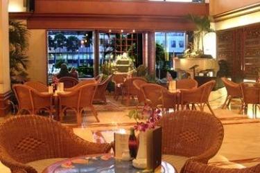 Hotel Sari Pacific Jakarta: Lounge JAKARTA