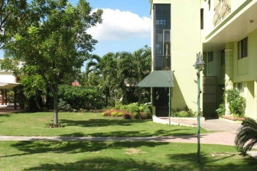 Hotel The Knutsford Court: Exterieur JAMAICA