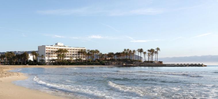 Parador De Javea: Spiaggia JAVEA - COSTA BLANCA