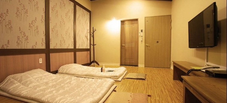 Amber Hotel: Appartement Mercurio JEJU