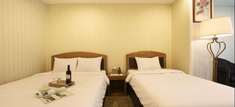 Amber Hotel: Appartement Saraceno JEJU